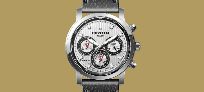 Small Second Chronograph
