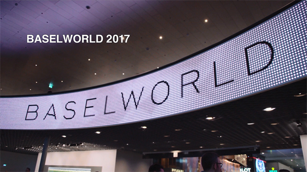 MIYOTA Booth at BASELWORLD 2017 (MOVIE)